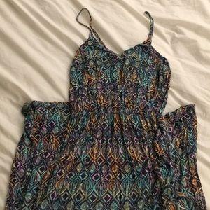 LUSH Nordstrom Maxi Dress